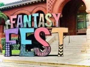NEED A BREAK? TAKE A FANTASY FEST ON THE ISLAND OF KEY WEST, FL!